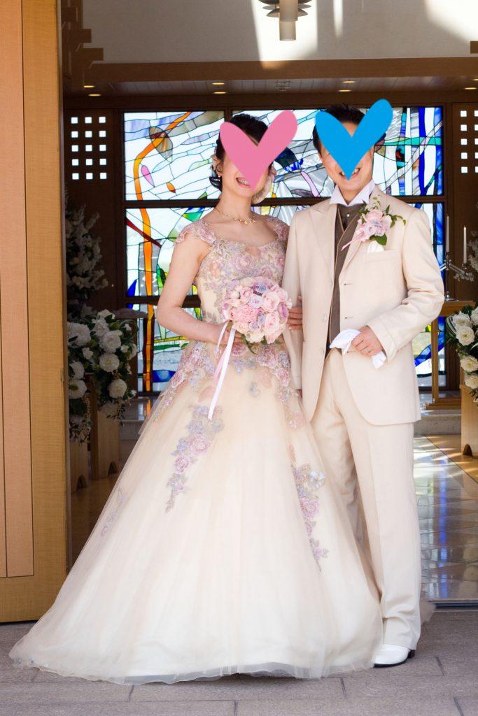75176564ba035 色別まとめ 新潟花嫁が選んだカラードレス26選♡